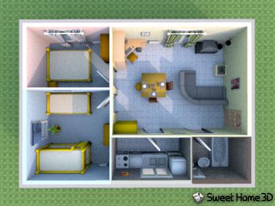 Sweet Home 3d Interior Design Application